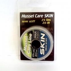 Bas de ligne Mussel Care Skin 25lbs