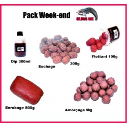 Pack SiLURiS ONE week-end