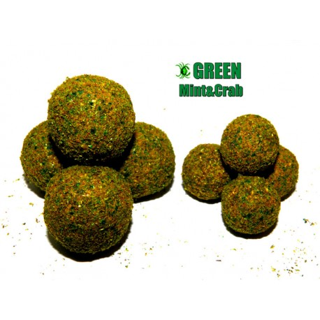 GREEN Mint&Crab Special