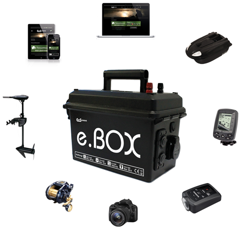 alimentation eBox